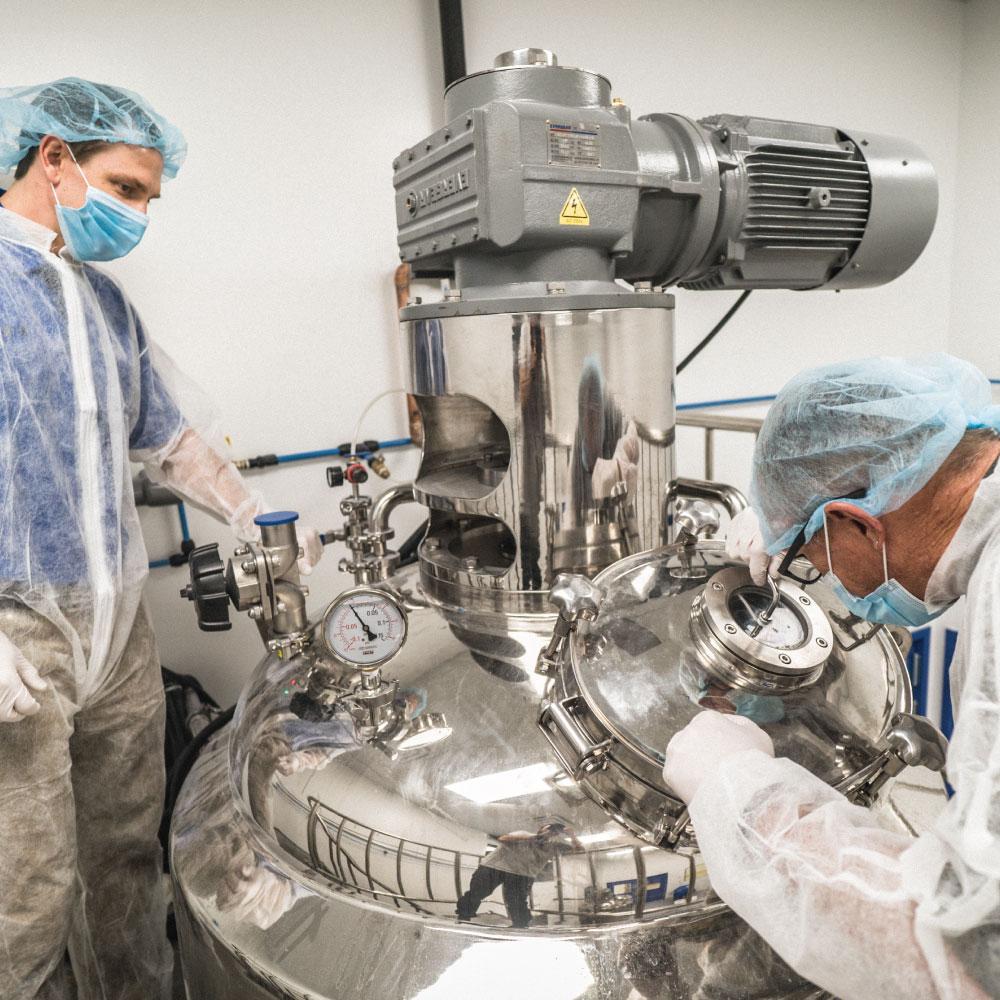 Gelatin Reactor